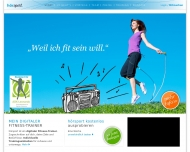 Bild Webseite  Bernau