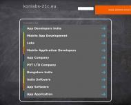Bild Webseite KonLABS-21c.eu Beteiligungsgesellschaft UG Kolbermoor
