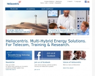 Bild Webseite Heliocentris Energy Solutions Berlin