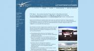 Bild Webseite FTO Nord Luftfahrtdienstleistungen Hamburg