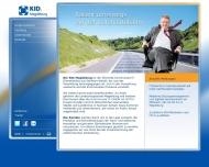 Bild Webseite Kommunale IT-UNION eG (KITU) Magdeburg