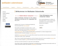 Bild Webseite HWG Hamburger Weltladen Hamburg