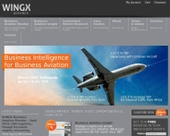 Bild Webseite WINGX Advance Hamburg