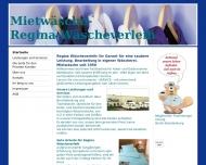 Bild Webseite Regina-Wäscheverleih Broschinski Berlin