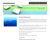 Bild Webseite Albatros - Lebensnetz g Berlin