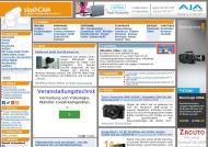 Bild Webseite Channel Unit - Digitale Mediengesellschaft Berlin