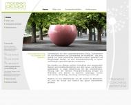 Bild Webseite Moreen Jackson Consulting München