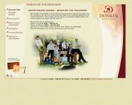 Bild Webseite BESTATTUNGEN DUNKER DRESDEN Dresden