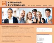 Bild MJ Personaldienstleistungen GmbH