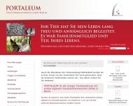 Bild PORTALEUM Haustierkrematorium GmbH Berlin