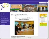 Bild Webseite KLG Reha-Sport Berlin