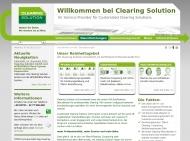 Bild Clearing Solution GmbH