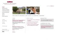 Bild Bucerius Law School Hochschule für Rechtswissenschaft gemeinnützige GmbH