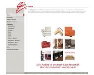 Bild Webseite GEO's Einrichtungssystem Berlin