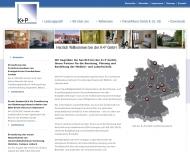 Bild Webseite K + P, W. Bous + J. Thieme Berlin