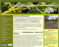 Bild Gesellschaft der Freunde des Botanischen Gartens Hamburg e.V.