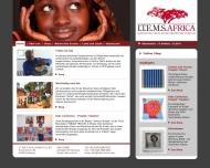 Bild Webseite I.T.E.M.S. Africa Hamburg