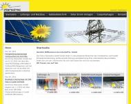 Bild Webseite InterSolTec München