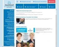 Bild Webseite Haus-u.Grundbesitzerverein von Berlin-Neukölln Berlin