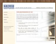 Bild Krömer Holzverarbeitung GmbH