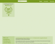 Bild Webseite Landesjagdverband Berlin Berlin