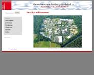 Bild Webseite Wolfsperger Textilservice Freiburg im Breisgau