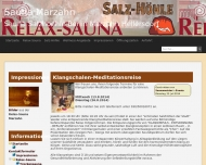 Bild Webseite Relax - Insel Marzahn Berlin