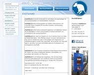 Bild Webseite Projektbüro stadt&hund g Berlin
