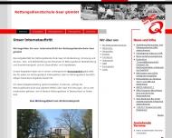Bild Webseite  St. Ingbert