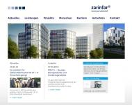 Bild Webseite  Feldkirchen