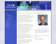 Website Sachverständigenbüro für Baubiologie und Umweltanalytik Dr. Reinke