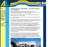 Website Autolackierung Löschinger