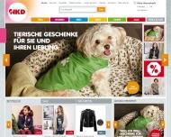 Bild Webseite NKD Cadolzburg