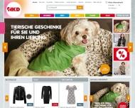 Bild Webseite  Klingenthal/Sachsen