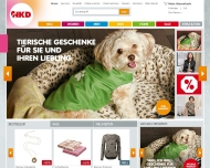 Website NKD
