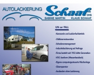 Bild Schaaf Autolackierung