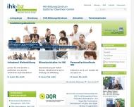 Bild IHK-BildungsZentrum Südlicher Oberrhein GmbH