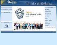 Bild Private Wirtschaftsschule + Realschule Sabel