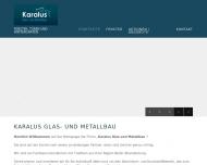 Bild Karalus Glas- und Metallbau