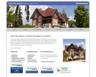 Bild Webseite  Heringsdorf, Seebad