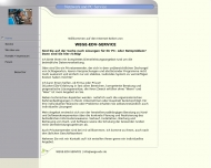 Website WEGE-EDV-SERVICE