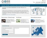 Website Detektei Alexander Gorr