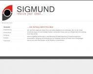 Website Daniel Sigmund
