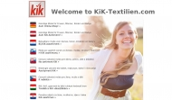 Bild Webseite KiK Heilbronn