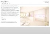 Bild Webseite Vollmeyer Photography Berlin