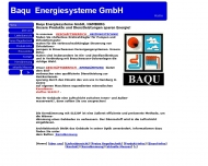 Bild Baqu Gesellschaft für Energiesysteme mbH