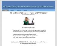 Bild Webseite PC Notdienst Fulda Dipperz