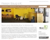 Website Fliesen Saug