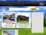 Website CENTURY 21 Deutschland