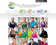 Website You Personal Trainer YPT UG